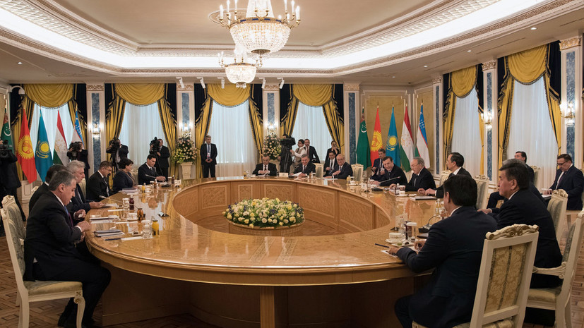 Шёлковый шенген: зачем среднеазиатские республики планируют создать новый интеграционный союз