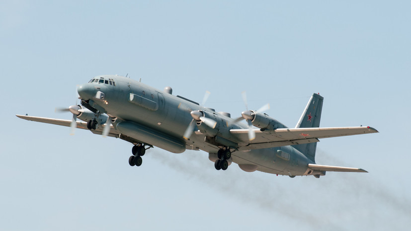 США выразили соболезнования в связи с крушением Ил-20 в Сирии