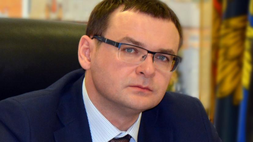 Председатель Тюменской гордумы Дмитрий Еремеев отказался отвечать на вопросы RT
