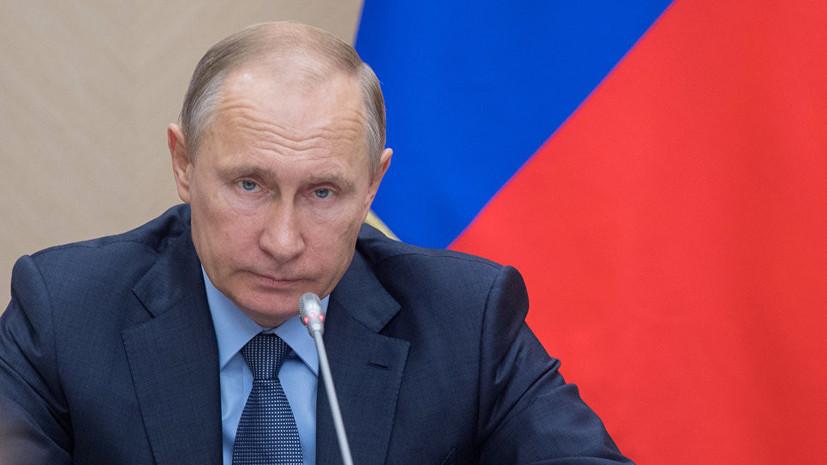 Путин заявил Нетаньяху, что операции ВВС Израиля нарушают суверенитет Сирии