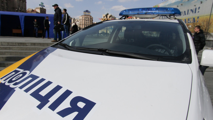 В центре Киева проходит митинг автомобилистов