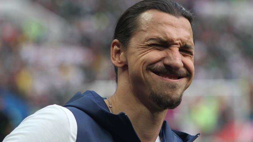 Ибрагимович считает, что Месси должен перейти в клуб MLS