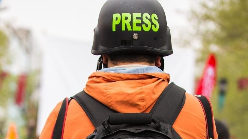 ООН: рост числа нападений на журналистов на Украине составляет 210%