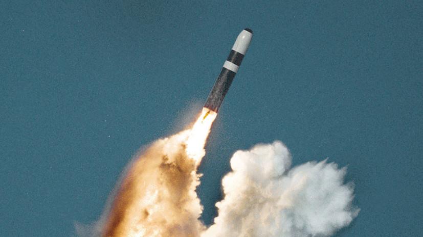 По кривой траектории: почему Демпартия США требует остановить работу над «антироссийским» ядерным оружием