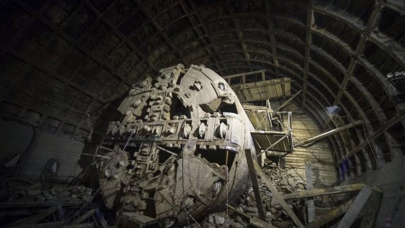 До конца года на северо-восточном участке БКЛ запустят два тоннелепроходческих комплекса