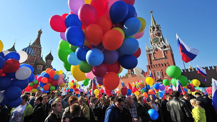 В России утверждён проект о переносе выходных дней в 2019 году