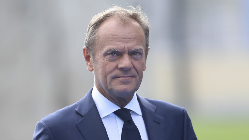 Туск заявил, что страны ЕС не достигли соглашения по мигрантам