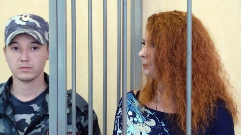 СМИ: Главный фигурант дела о крушении «Булгарии» досрочно вышла на свободу