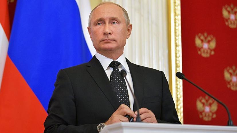 Песков заявил об отсутствии в графике Путина встречи с командующим ВВС Израиля