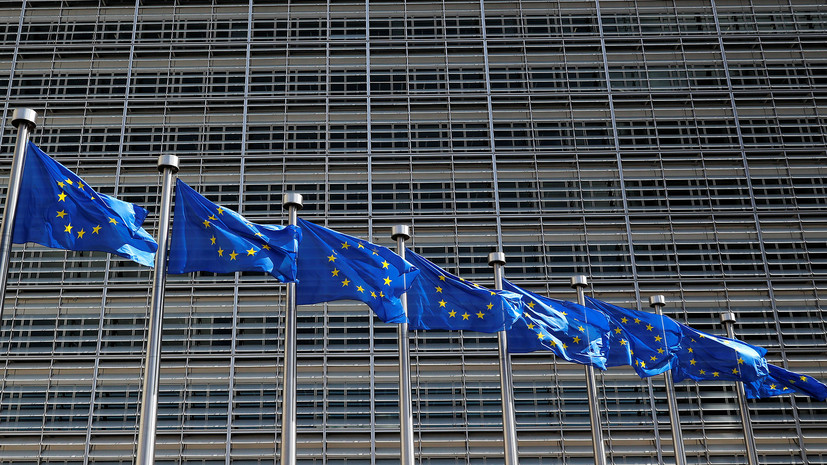 В ЕС выразили опасения из-за ситуации вокруг Азовского моря