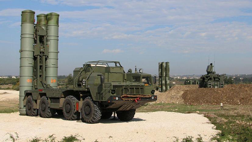 Эксперт объяснил основную задачу расположения ЗРК С-400 «Триумф» в Крыму