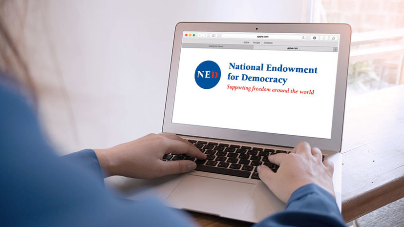 некоммерческая организация фонд право и демократия
