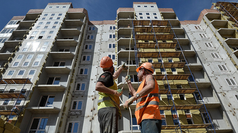 В Калининградской области ввели в строй 570 тысяч квадратных метров жилья с начала года