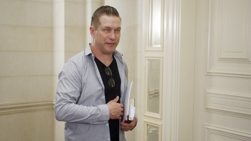 Голливудский актёр Стивен Болдуин стал профессором вкиевском университете