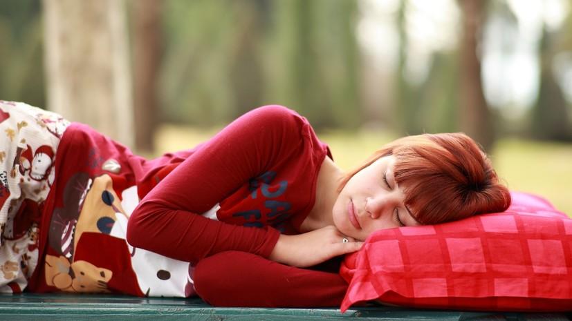 Учёные назвали наиболее неподходящую для сна позу