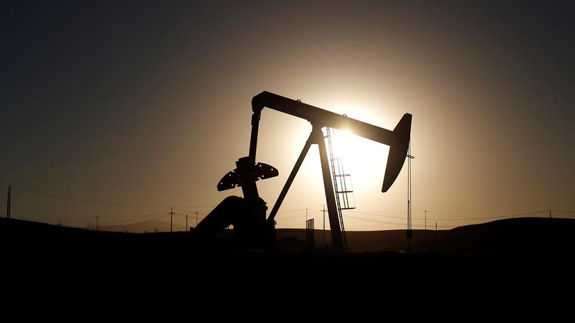 Цена барреля нефти Brent превысила 79,2 доллара