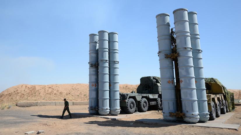 Россия передаст Сирии С-300 в течение двух недель