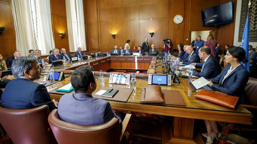 Россия заявила о поддержке СВПД на министерской встрече «пятёрки» по Ирану