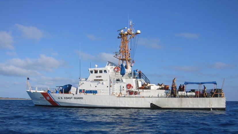 Эксперт прокомментировал намерение США передать Украине списанные патрульные катера