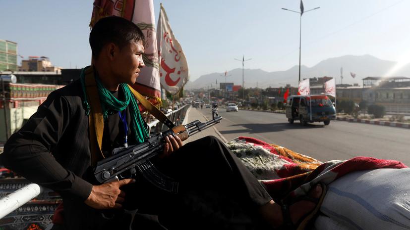 Патрушев поведал  о«настоящей войне» вАфганистане