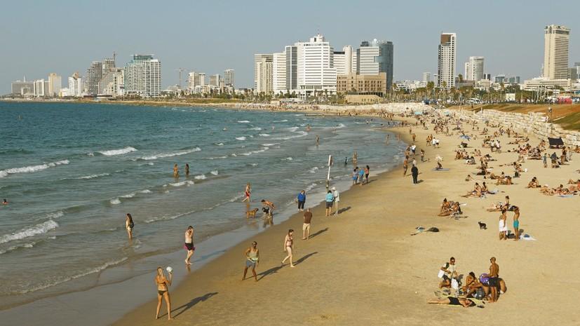 Россияне стали реже бронировать туры в Израиль после катастрофы в небе над Сирией