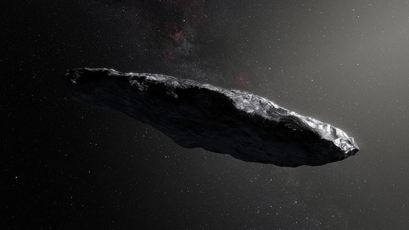 Родина Оумуамуа: учёные выяснили происхождение первого межзвёздного астероида