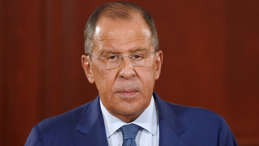 Лавров: суверенитет России над Курильскими островами не обсуждается