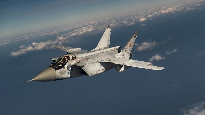 Лётчики стран СНГ в ходе учений перехватили сверхзвуковые и стратосферные цели