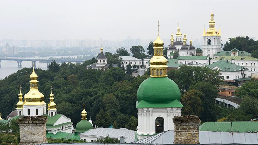 ИзКиево-Печерской лавры украли икону «Георгия-Победоносца»