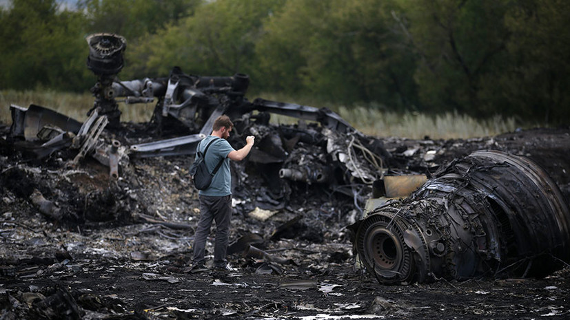 Слепая убеждённость: почему Австралия настаивает на привлечении России к ответственности за крушение рейса MH17