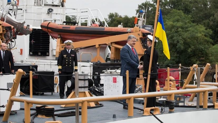 Порошенко: Украина де-факто является восточным флангом НАТО
