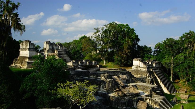 В тени джунглей: археологи обнаружили затерянные поселения древних майя
