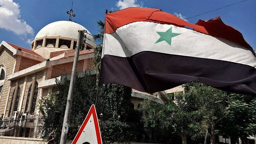 МИД Сирии: коалиция США оказывала прямую военную поддержку террористам