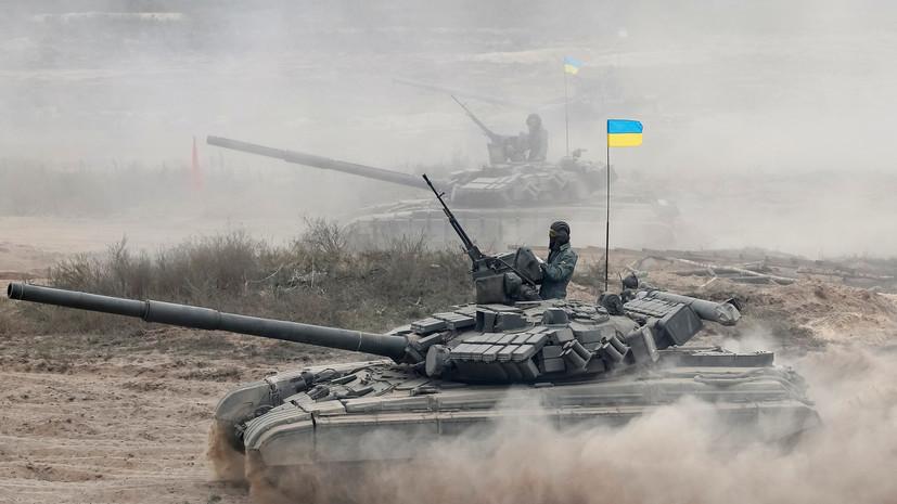 Эксперт оценил сообщения о переброске войск Украины к границе с Венгрией