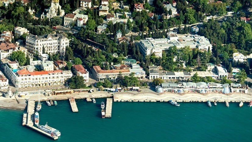 В Крыму рассказали об интересе делегации Норвегии к бизнес-проектам на полуострове
