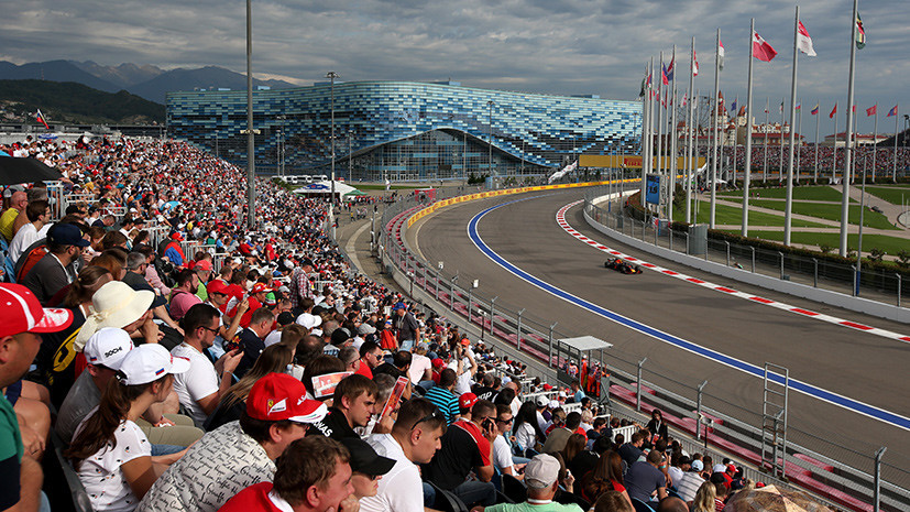 «Очереди за билетами показывают, что мы всё делаем верно»: промоутер Гран-при России об итогах этапа «Формулы-1» в Сочи