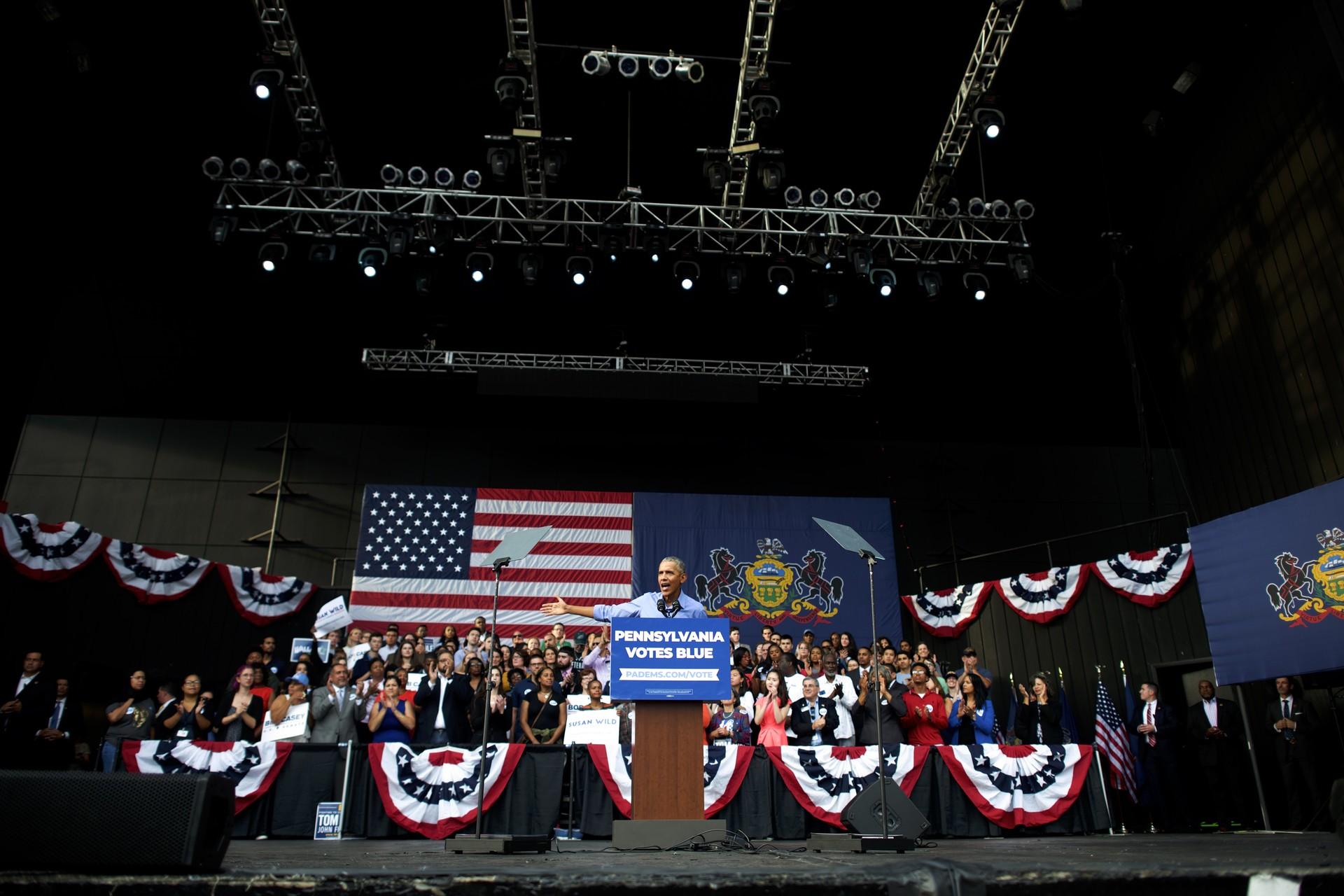 демократия страха смогут ли барак обама и хиллари клинтон