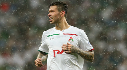 Гол на последних минутах и травма Смолова: «Краснодар» одержал волевую победу над «Локомотивом»