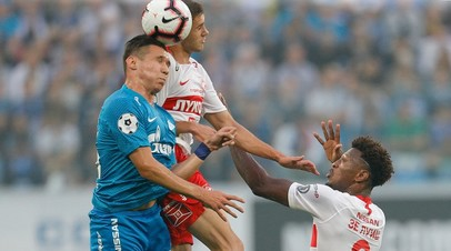 Кафельников назвал унылой игру «Спартака» в матче с «Зенитом»