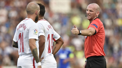 «Севилья» проиграла «Бетису» в дебютном матче Промеса в чемпионате Испании