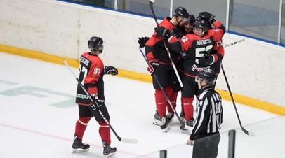 Седьмой в истории ВХЛ матч под открытым небом пройдёт в Альметьевске