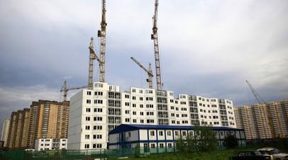В Москве планируют построить 8,5 млн квадратных метров недвижимости в 2018 году
