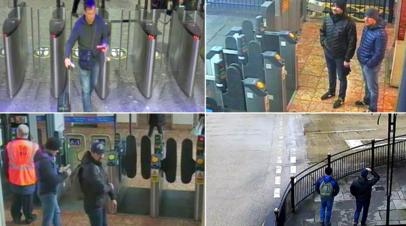 Москва потребовала от Лондона предоставить данные подозреваемых по делу Скрипалей