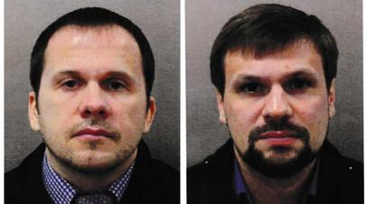 Онищенко оценил заявление Лондона о подозреваемых по делу Скрипалей