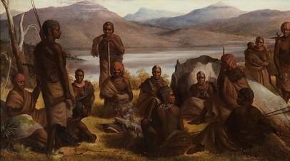 Аборигены Тасмании