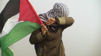 Кадр из фильма «Палестина: искусство сопротивления»