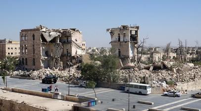 Лавров предупредил о недопустимости провокаций с химоружием в Сирии