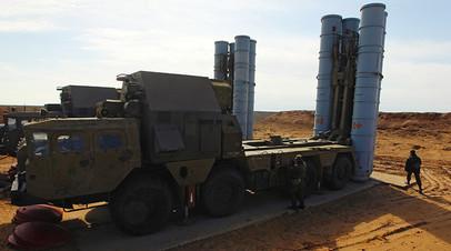 Глава МИД Сирии назвал своевременным решение России поставить С-300 в САР
