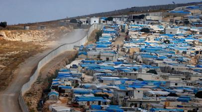 Власти Сирии выступили за мирное урегулирование ситуации в Идлибе