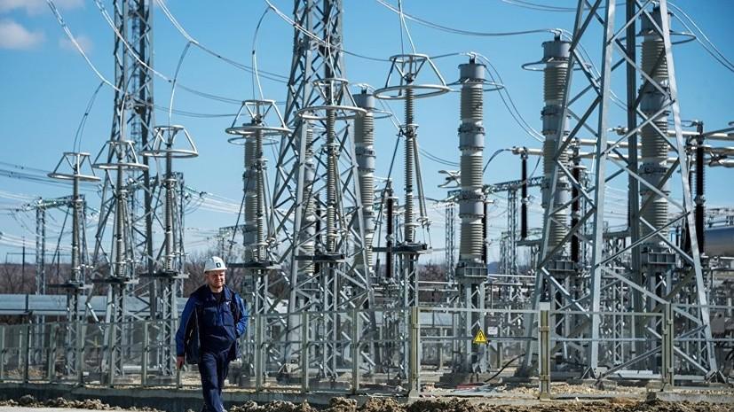 В Крыму запущены в работу первые блоки двух ТЭС